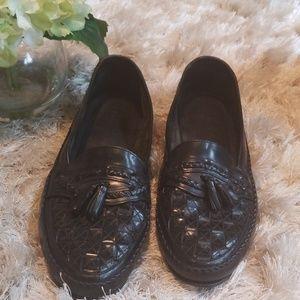 Giorgio Brutini le glove loafer.  Size 12D